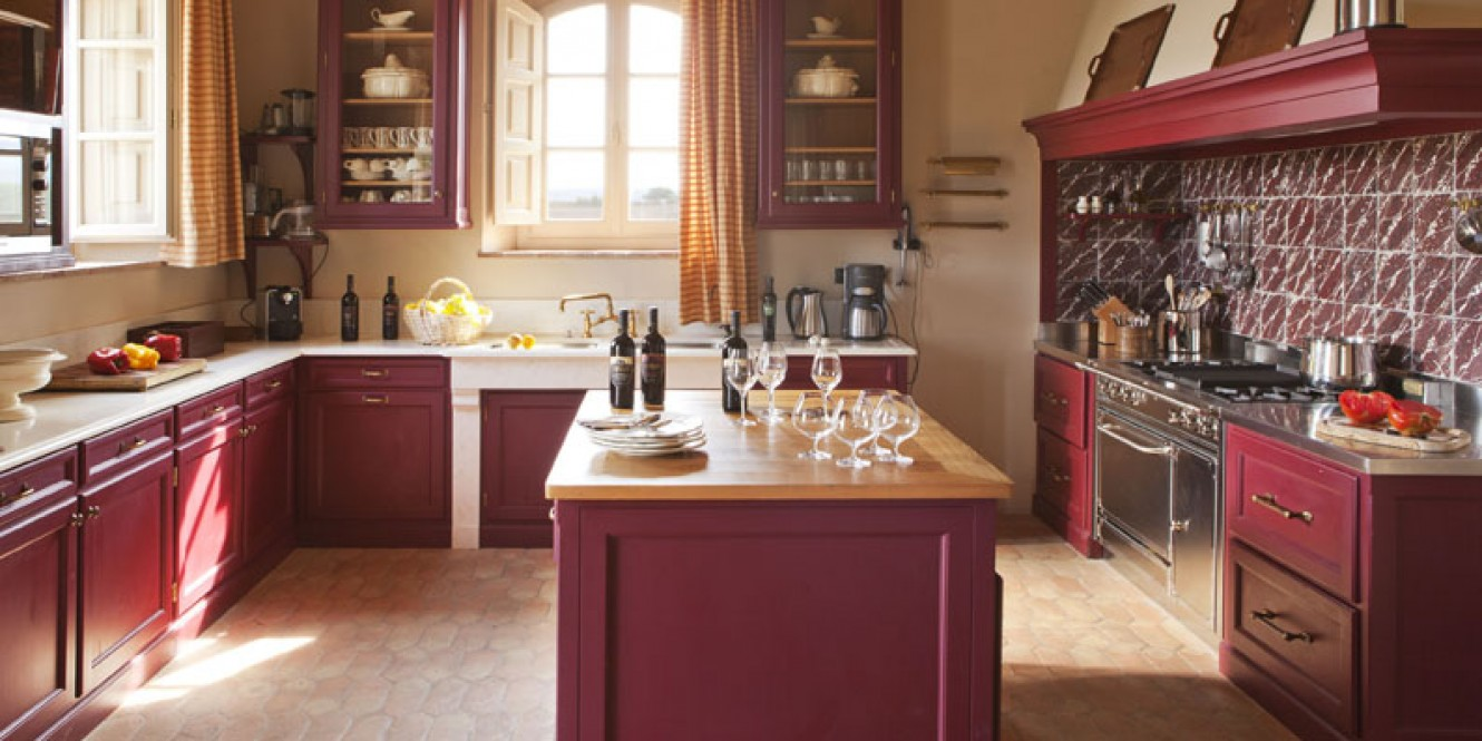 Kitchen Villa Sant\'Anna