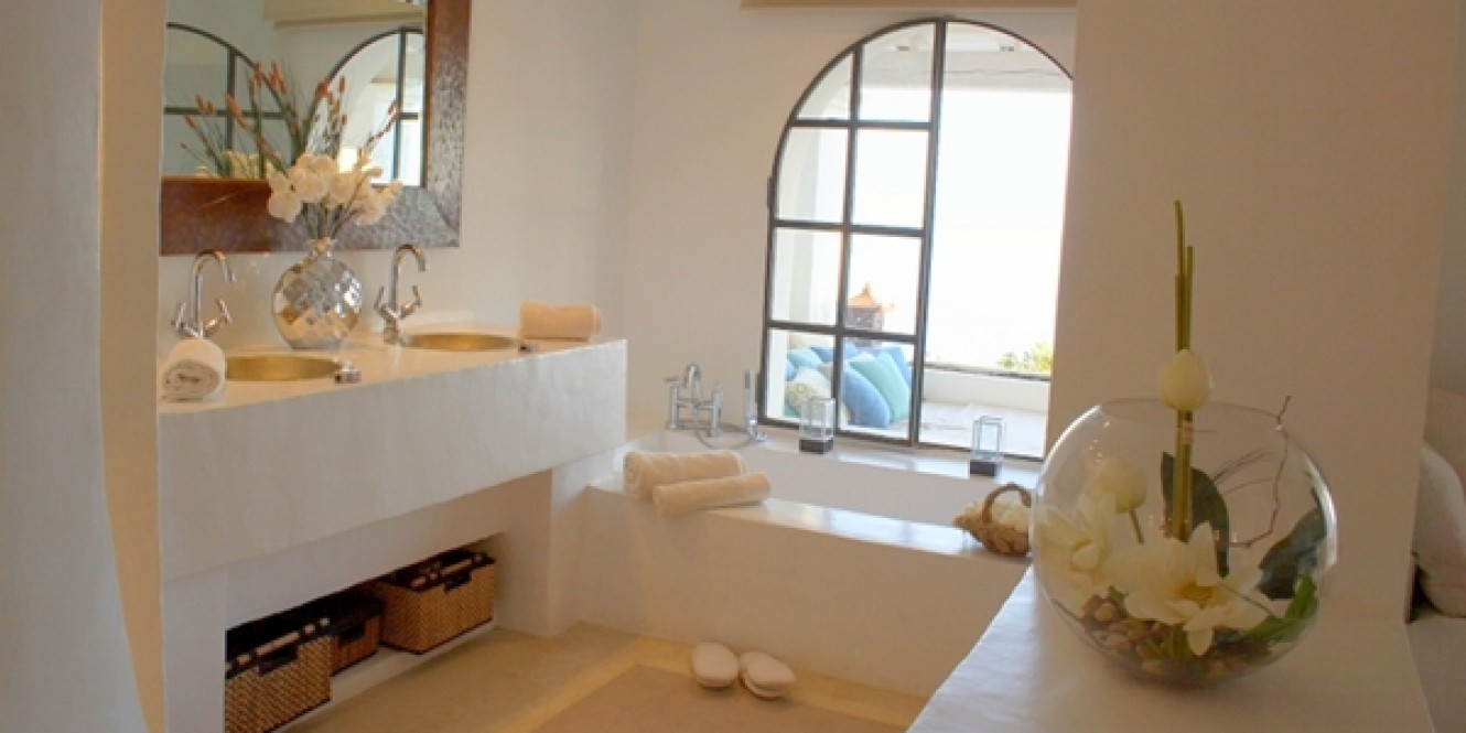 luxury ibiza villa casa maria bathroom