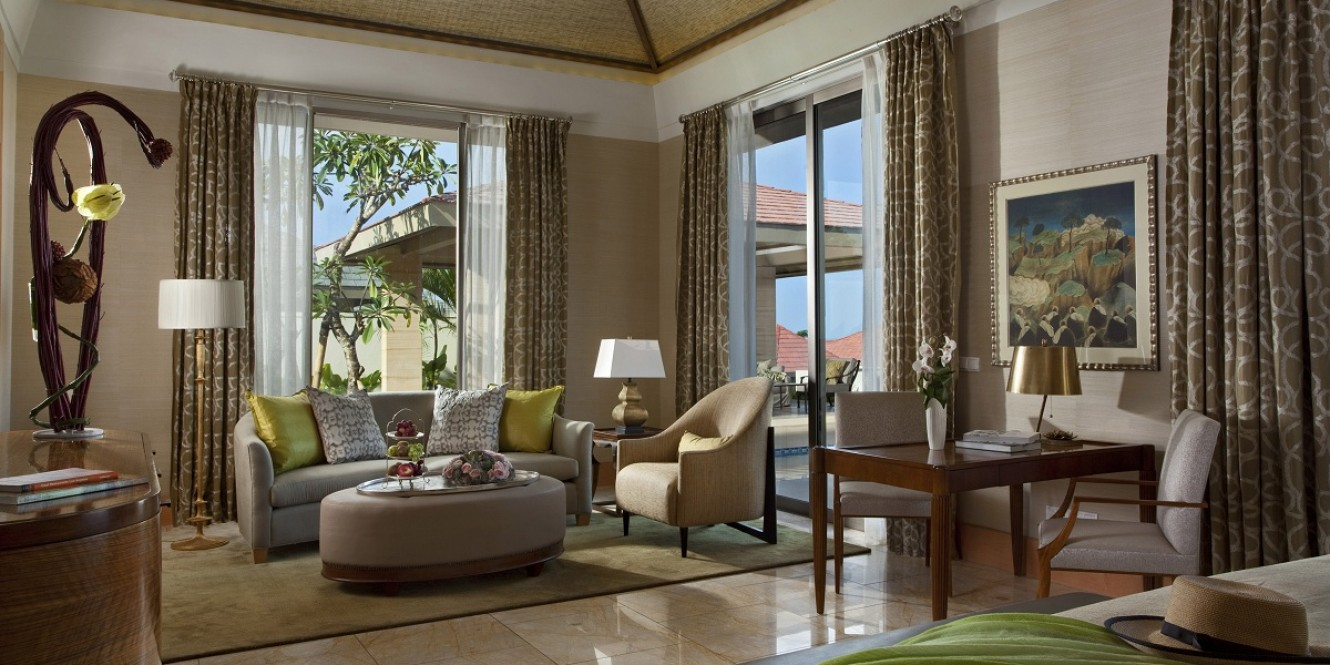 Mulia Villas   One Bedroom   Living Room