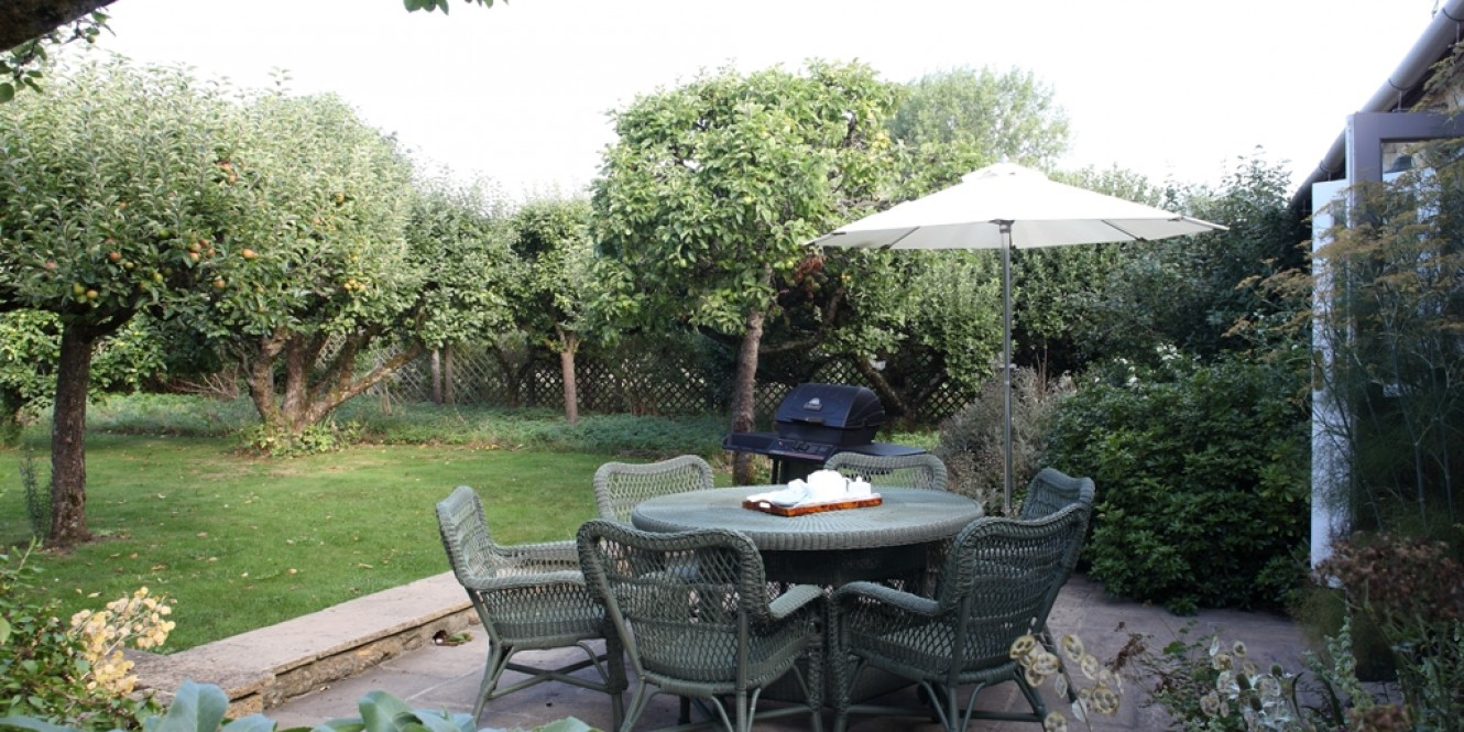 Patio from Shipton