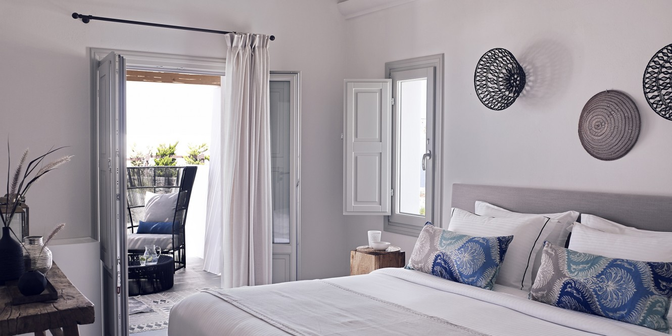 5. Luxury Villa Bedroom