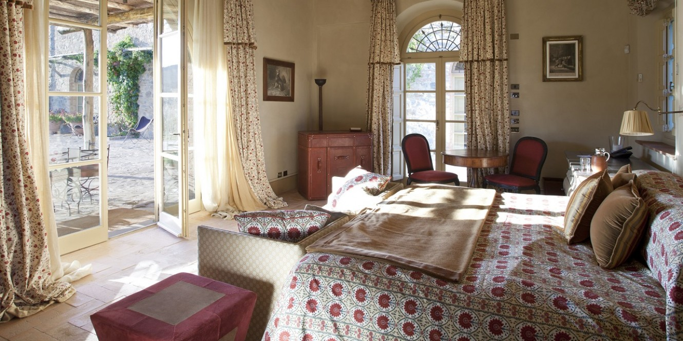 RWCdB   Villa Gauggiole, Double Bedroom Annex