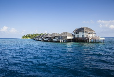 Overwater Luxury: The Grand Konotta Villa