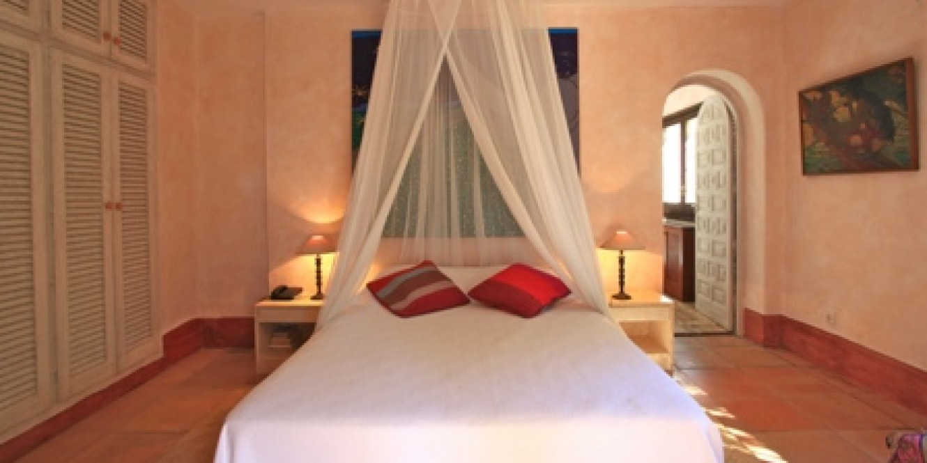 villa mar bedroom