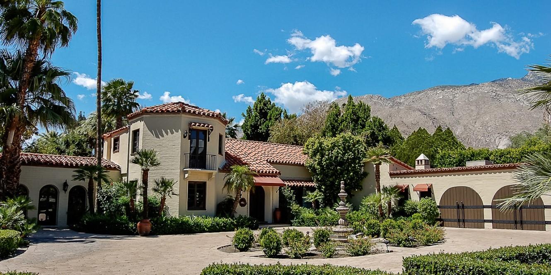 Sandacre Palm Springs Quintessentially Villas