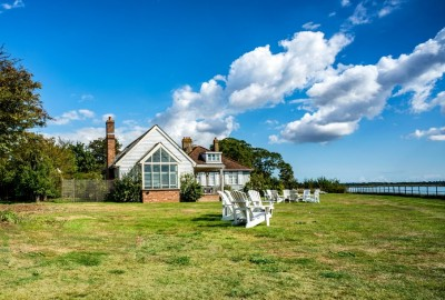 The Captain's House, Osea Island, Essex