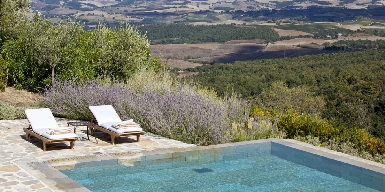RWCdB   Villa Oliviera, Infinity Pool with Panoramic View