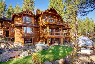 Luxury Lodgepole, Lake Tahoe