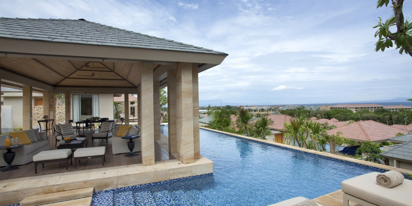 Mulia Villas   Two Bedroom   Pool Area