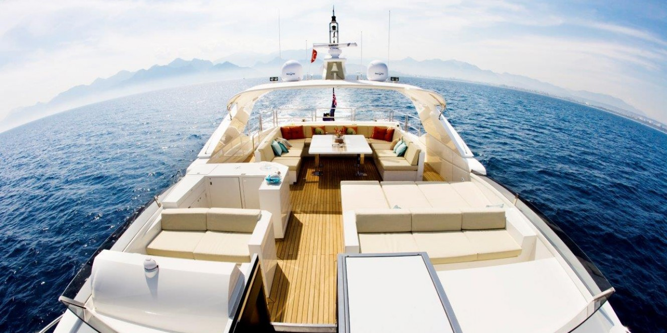 Motoryacht Sunkiss 21 Flybridge