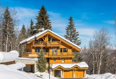 Chalet Chopine, Meribel