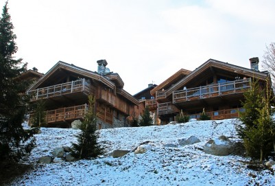 Chalet Vega, Courchevel