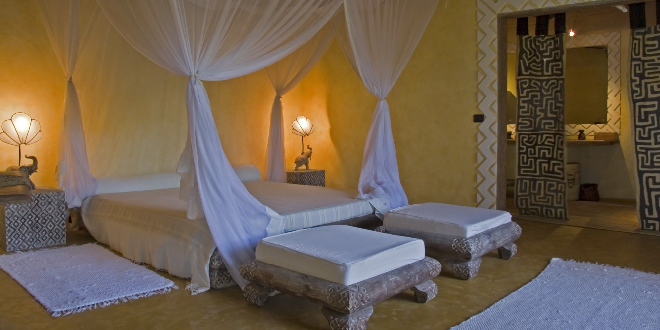 Alfajiri Beach House Bedroom