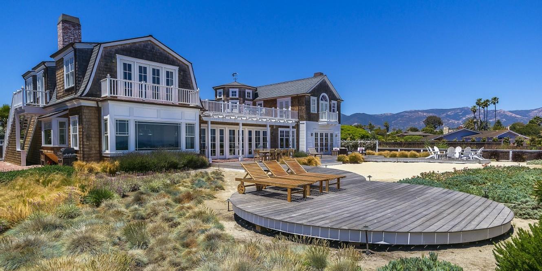 Santa Barbara Beach Club California Quintessentially Villas