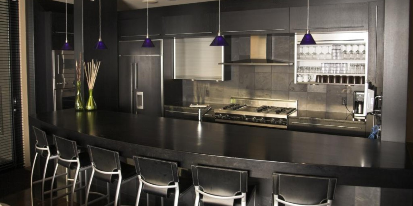 Luxury Gourmet Kitchen