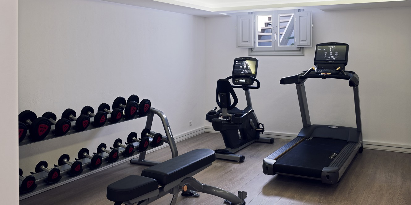 2. Luxury Villa   Gym