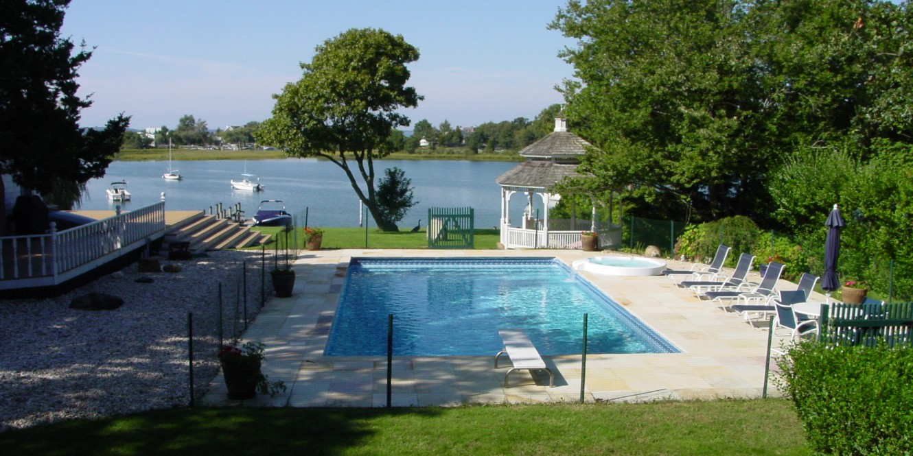 Little Peconic pool