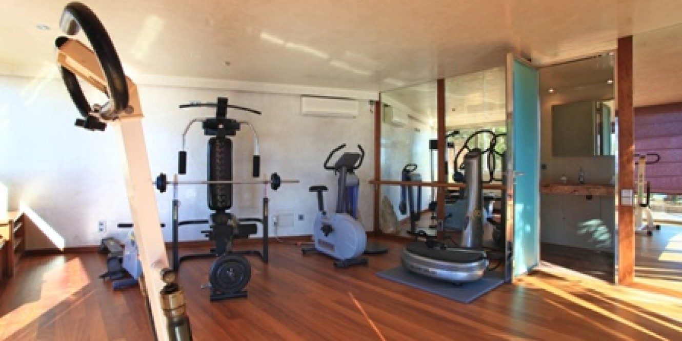 villa mar gym