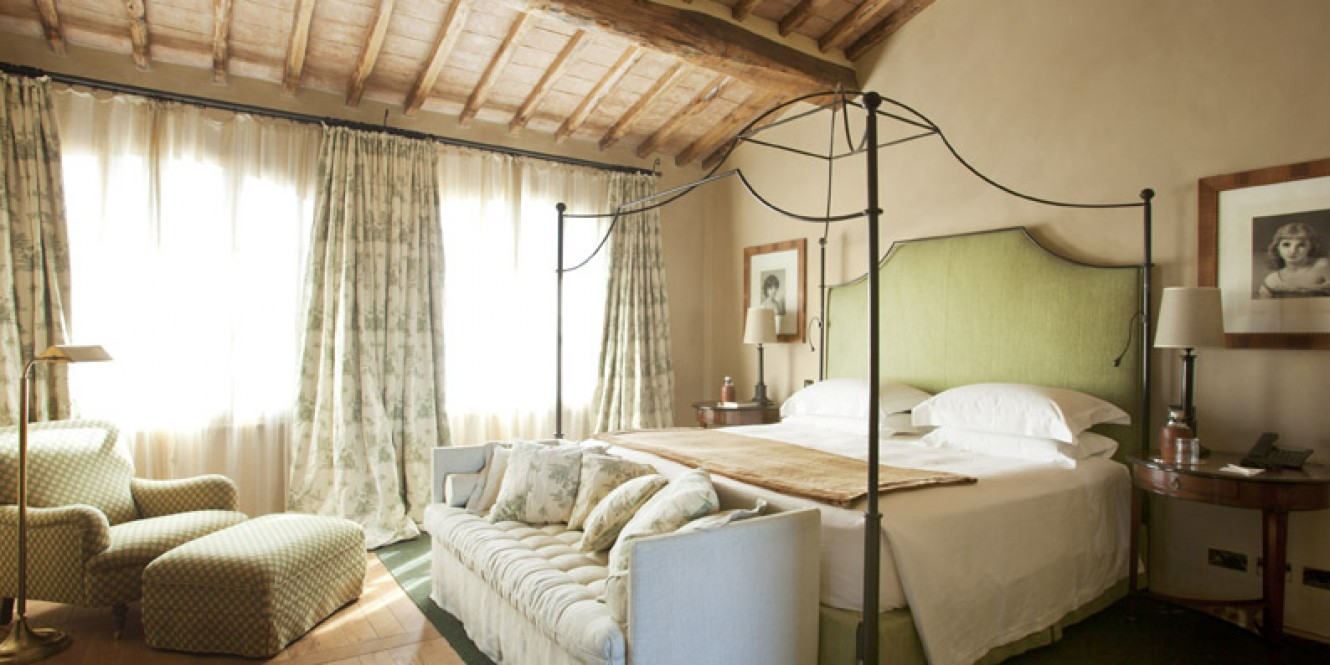 Double bedroom Villa Gauggiole