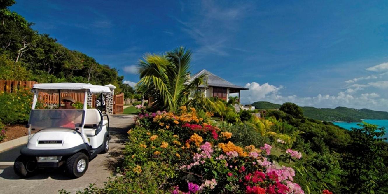 Canouan un Resort en Carenage Bay
