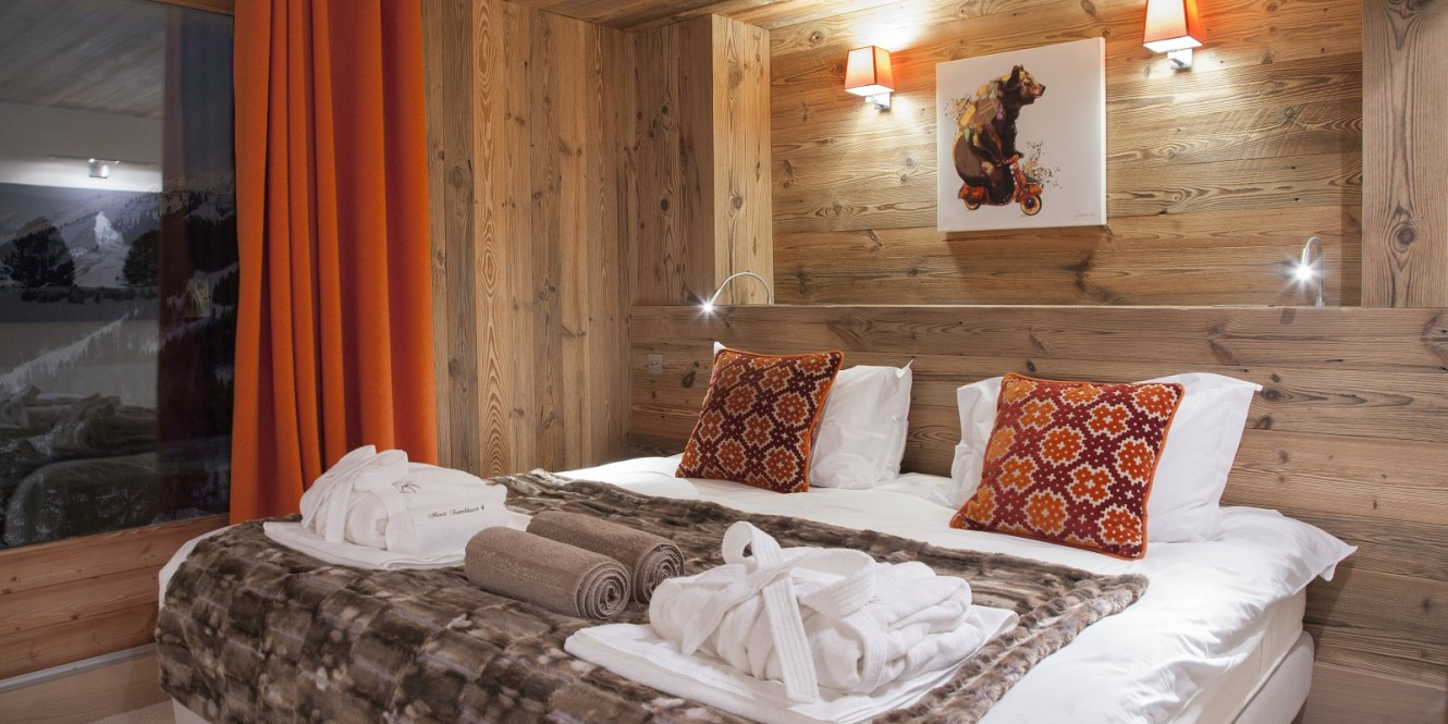 mont tremblant bedroom 4