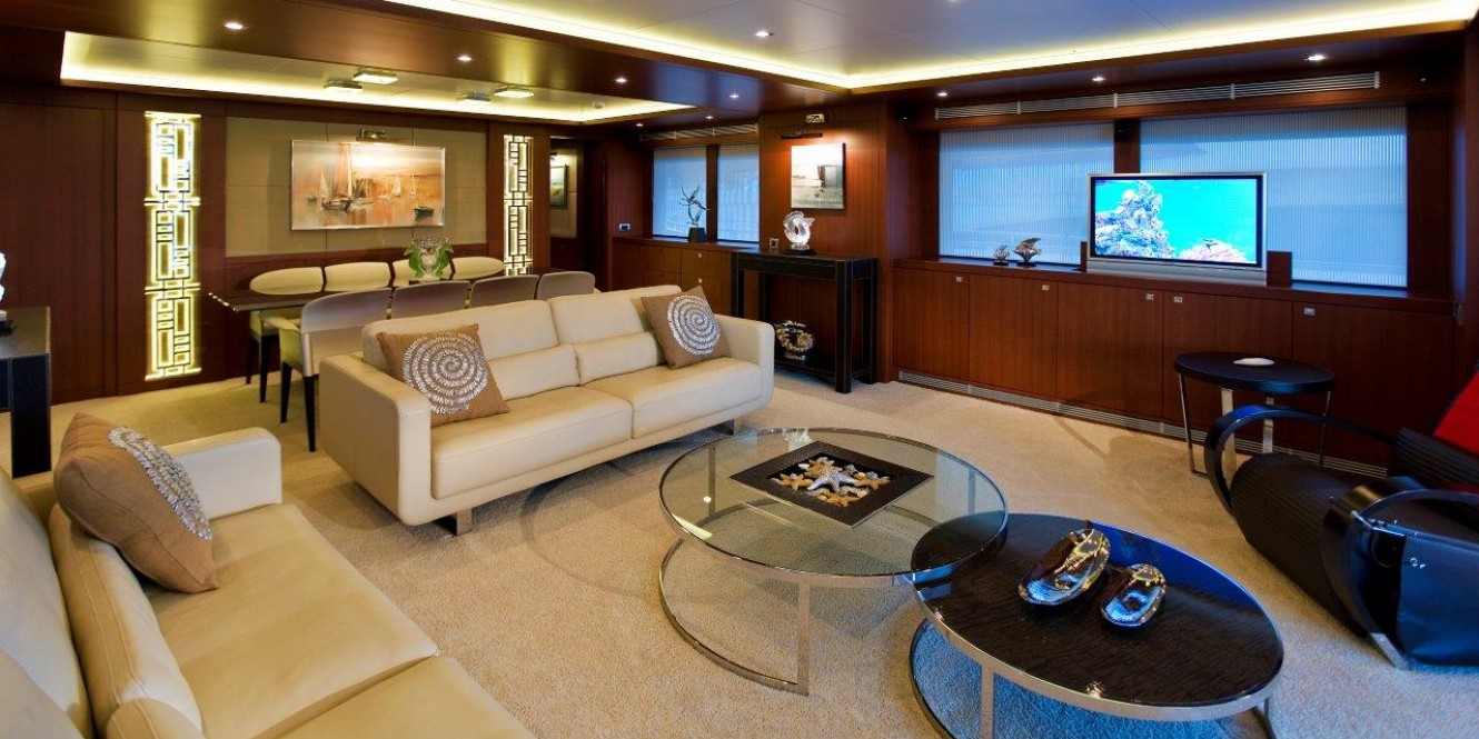 Motoryacht Sunkiss 9 Salon
